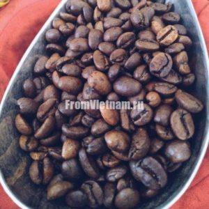 Кофе Лювак 50% в зернах АльфаВьет 200г
