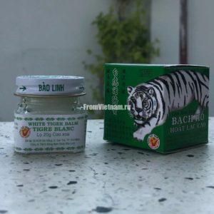 Мазь Bach Ho Белый Тигр 20г