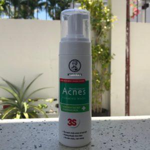 Пенка для умывания для жирной и проблемной кожи Acnes 150мл