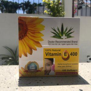 Vitamin E400 ( Витамин Е400 ) 100 капсул