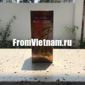 Alaska Omega 3,6,9 Coenzym Q10 Омега 369 с коэнзим q10 100 капсул