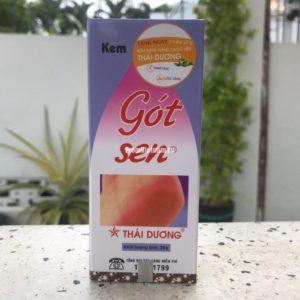 Крем Got Sen для сухой потрескавшейся кожи 20г