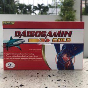Daisosamin Gold капсулы для восстановления суставов 60шт