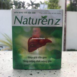 Naturen Z (Натурен З) Препарат для восстановления функций печени 100 капсул