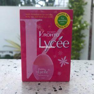 Капли для глаз V Rohto Lycee 13мл
