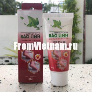 Bao Linh крем от натоптышей и мазолей 50г