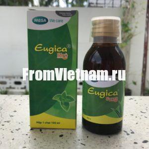 Eugica Siro сироп от кашля 100мл