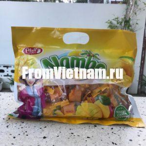 Конфеты с манго Nambo 350г