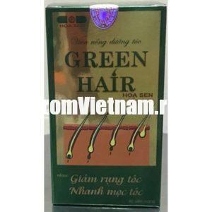 Green Hair Hoa Sen для укрепления и роста волос 60 капсул