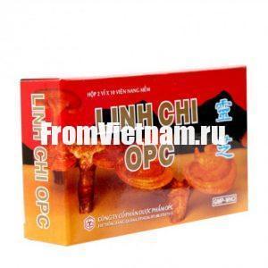 Linh Chi OPC Гриб Линчжи 20 капсул